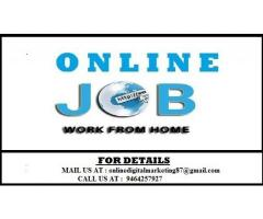 Opportunity to earn just from HOME